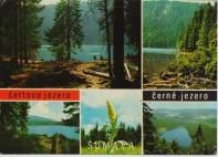 Šumava - Černé jezero 001