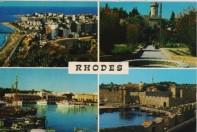 Greece - Rhodos - VF 001