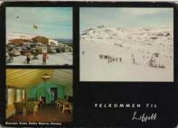 Norway - Lifjellstua - VF 001