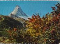 Schweiz - Matterhorn  4478m - VF 001