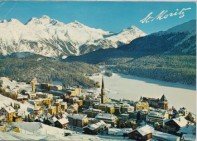 Schweiz - St.Moritz - VF 001