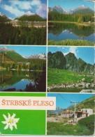 Vysoké Tatry - Štrbské pleso - VF 002