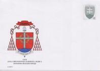 SK COB 34 - Ján Chryzostom kardinál Korec 001