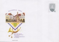 SK COB 43 - Žilinfila 2001 001
