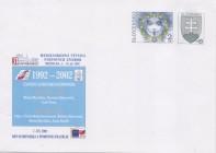 SK COB 52 - Deň olymp.a športovej filatélie 001
