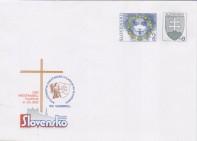 SK COB 54 - Deň kresťanskej filatélie 001