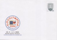 SK COB 64 - Slovolympfila 2004 001
