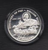 Fiji - 10 Dollar 1993 - Proof 001